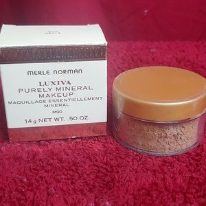 Merle Norman Purely Mineral Makeup M90
